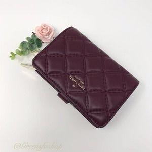 New Kate Spade Natalia Medium Bifold Wallet